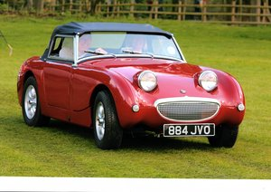 1961 Austin Healey Sprite Mark 1 (Frogeye)