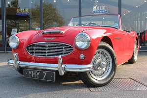 1957 A very original Austin Healey 100/6 BN4  For Sale