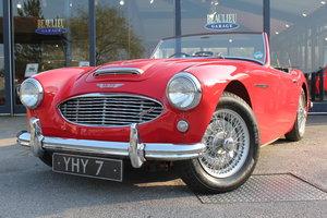 1957 A very original Austin Healey 100/6 BN4  SOLD
