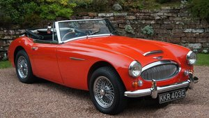 1966 Austin Healey 3000 BJ8 Phase 2
