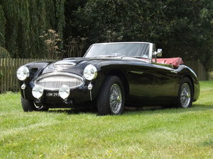 1964 Austin Healey 3000 MK III - Stunning Car