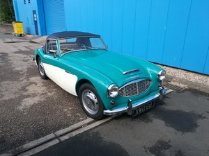1958 Austin Healey 100/6 Original rhd restored