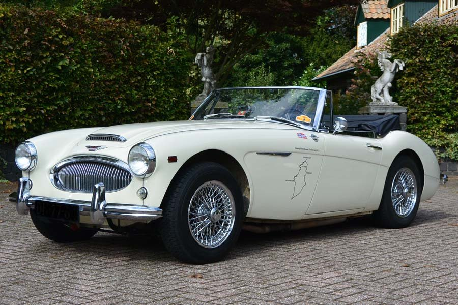 1962 Austin Healey 3000 MKII Convertible Pristine  For Sale (picture 1 of 6)