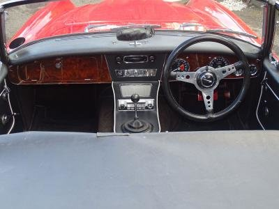 1967 Austin-Healey 3000 MKIII For Sale by Auction (picture 6 of 6)