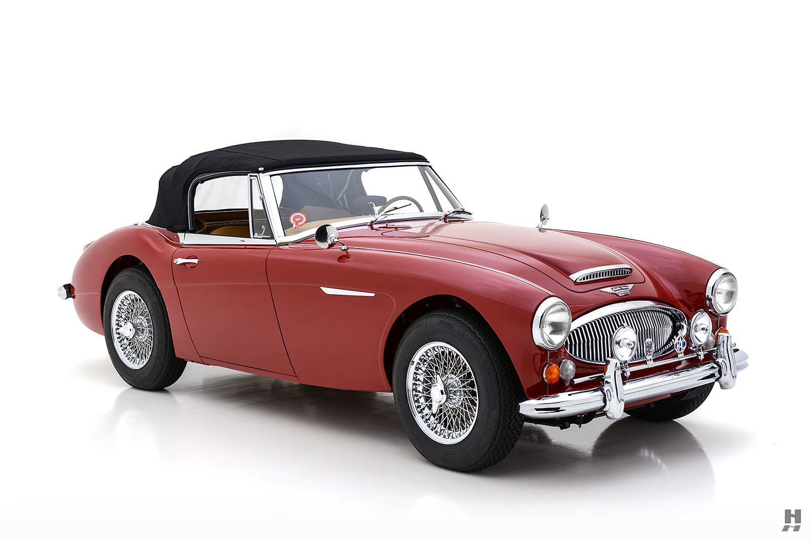 1967 Austin Healey 3000 MKIII For Sale (picture 2 of 6)
