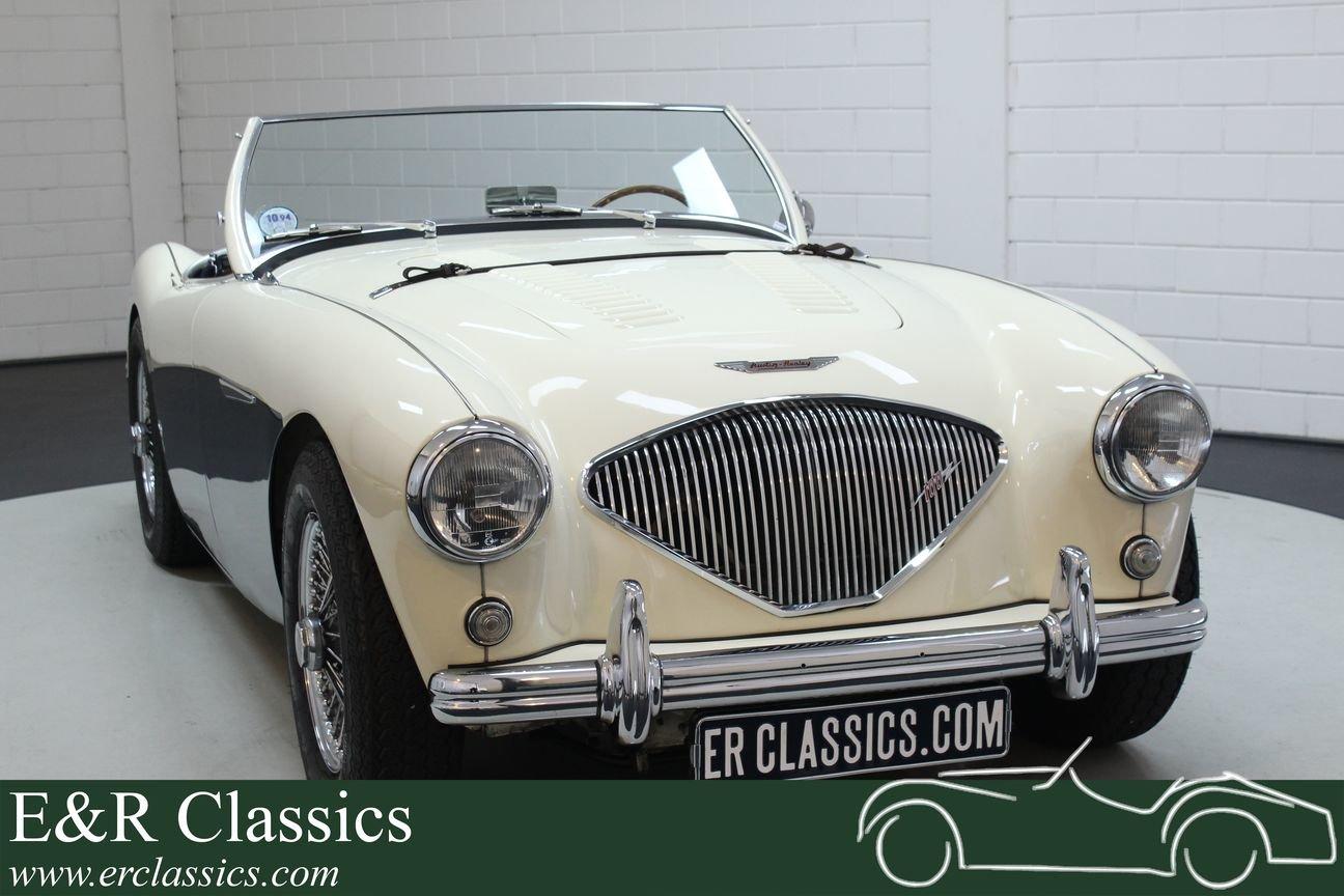 Austin Healey 100-4 BN2 1956 Le mans modification For Sale (picture 1 of 6)