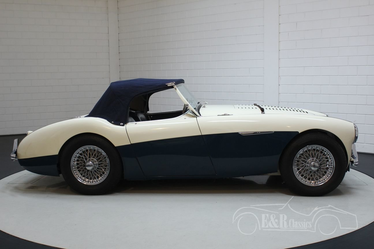 Austin Healey 100-4 BN2 1956 Le mans modification For Sale (picture 6 of 6)