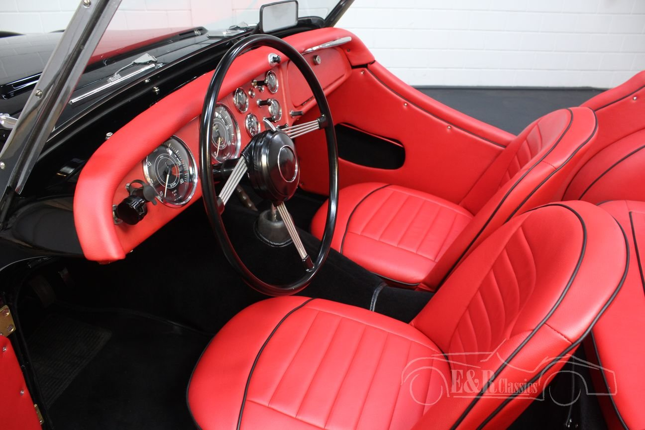 Triumph TR3 A Cabriolet 1959 Fully restored For Sale (picture 3 of 6)