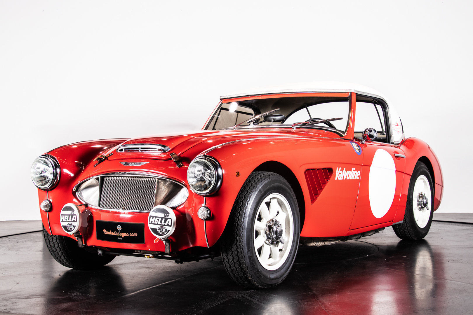 1959 Austin Healey 3000  For Sale (picture 1 of 6)