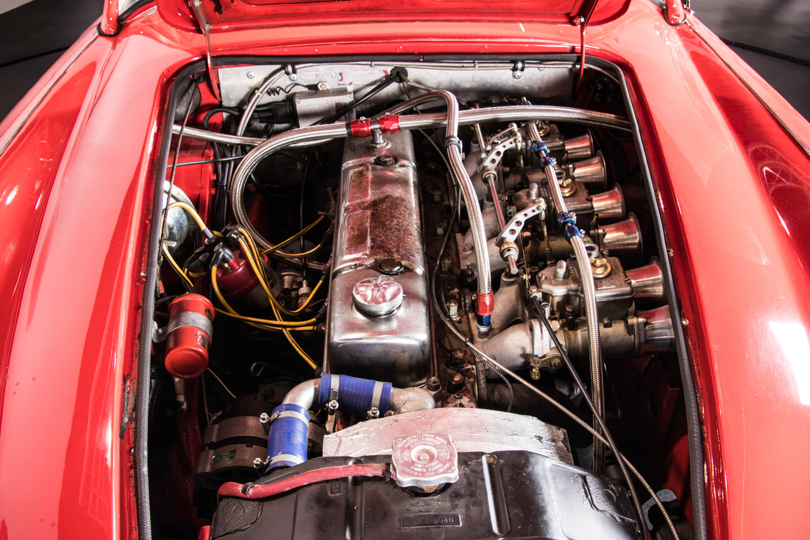 1959 Austin Healey 3000  For Sale (picture 5 of 6)