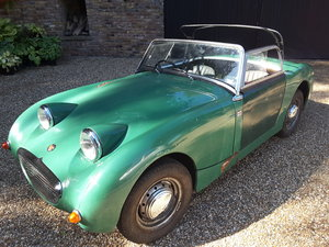 1960 Austin Healey FROGEYE SPRITE. Original RHD For Sale