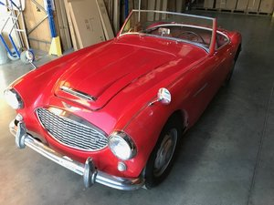 1958 Austin Healey 100-6 Bn6 Running Car