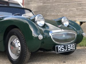 1959 Austin Healey Frogeye Sprite 1275cc For Sale