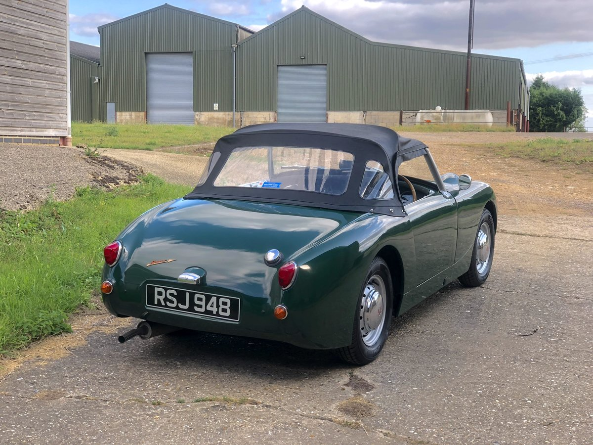 1959 Austin Healey Frogeye Sprite 1275cc For Sale (picture 2 of 6)
