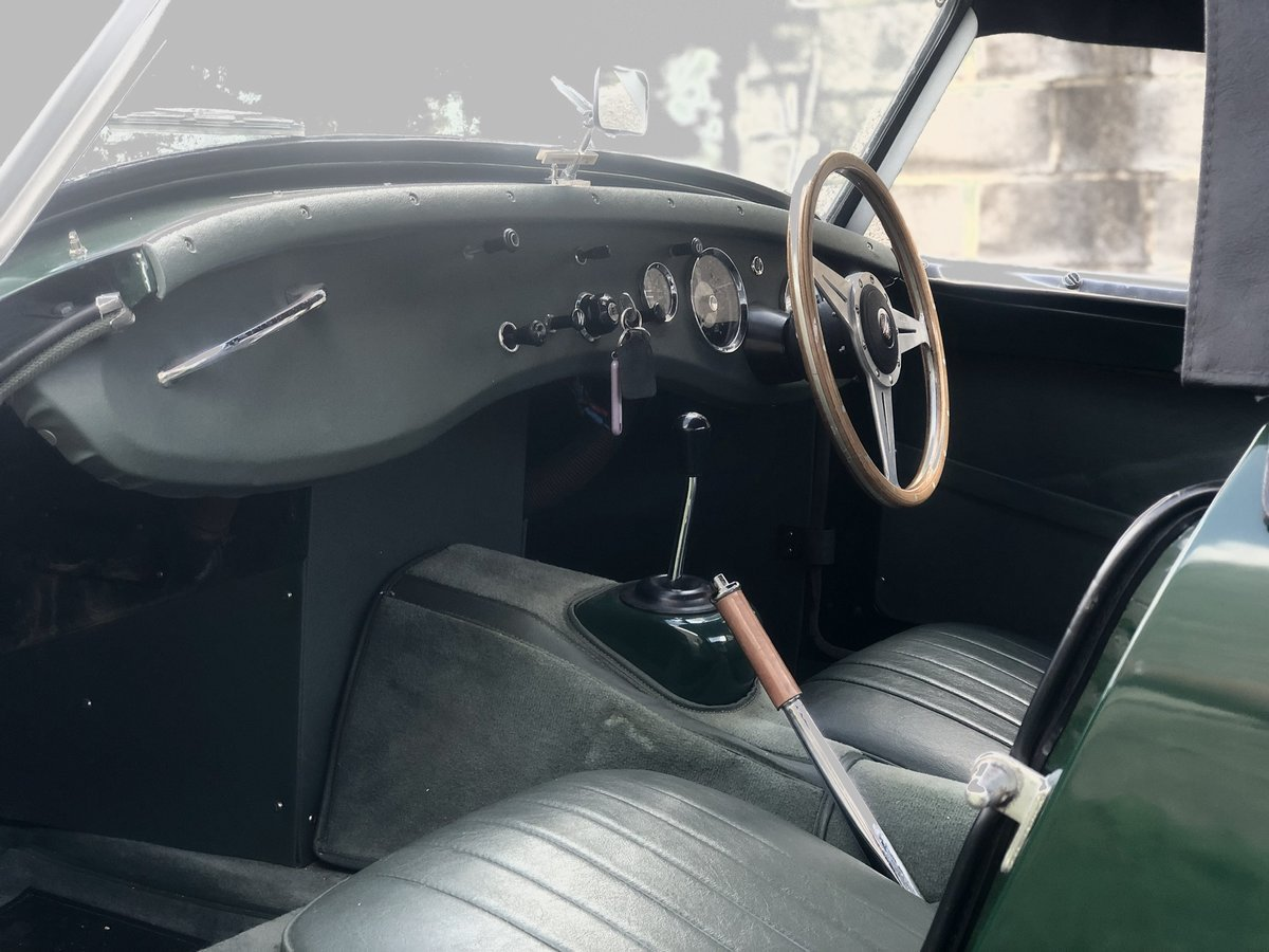 1959 Austin Healey Frogeye Sprite 1275cc For Sale (picture 4 of 6)