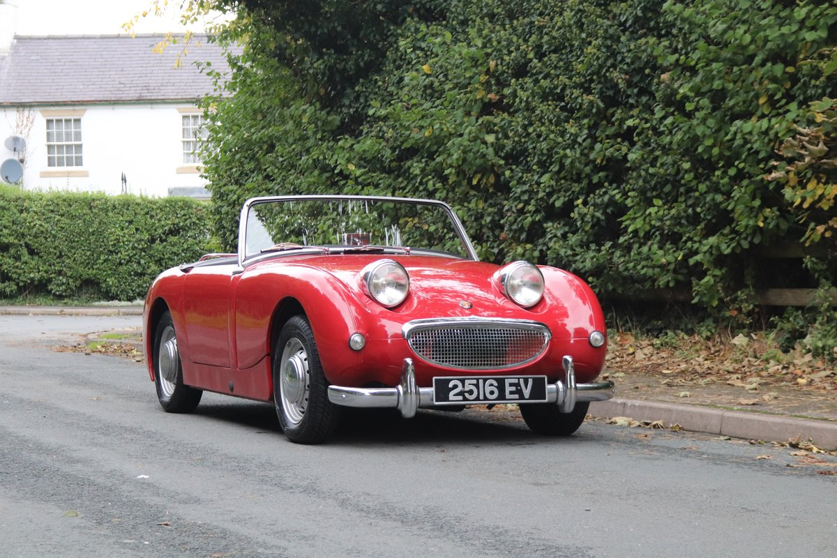 1959 Austin Healey Frogeye Sprite MKI - Lovely older restoration  For Sale (picture 1 of 16)