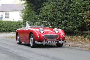 1959 Austin Healey Frogeye Sprite MKI - Lovely older restoration