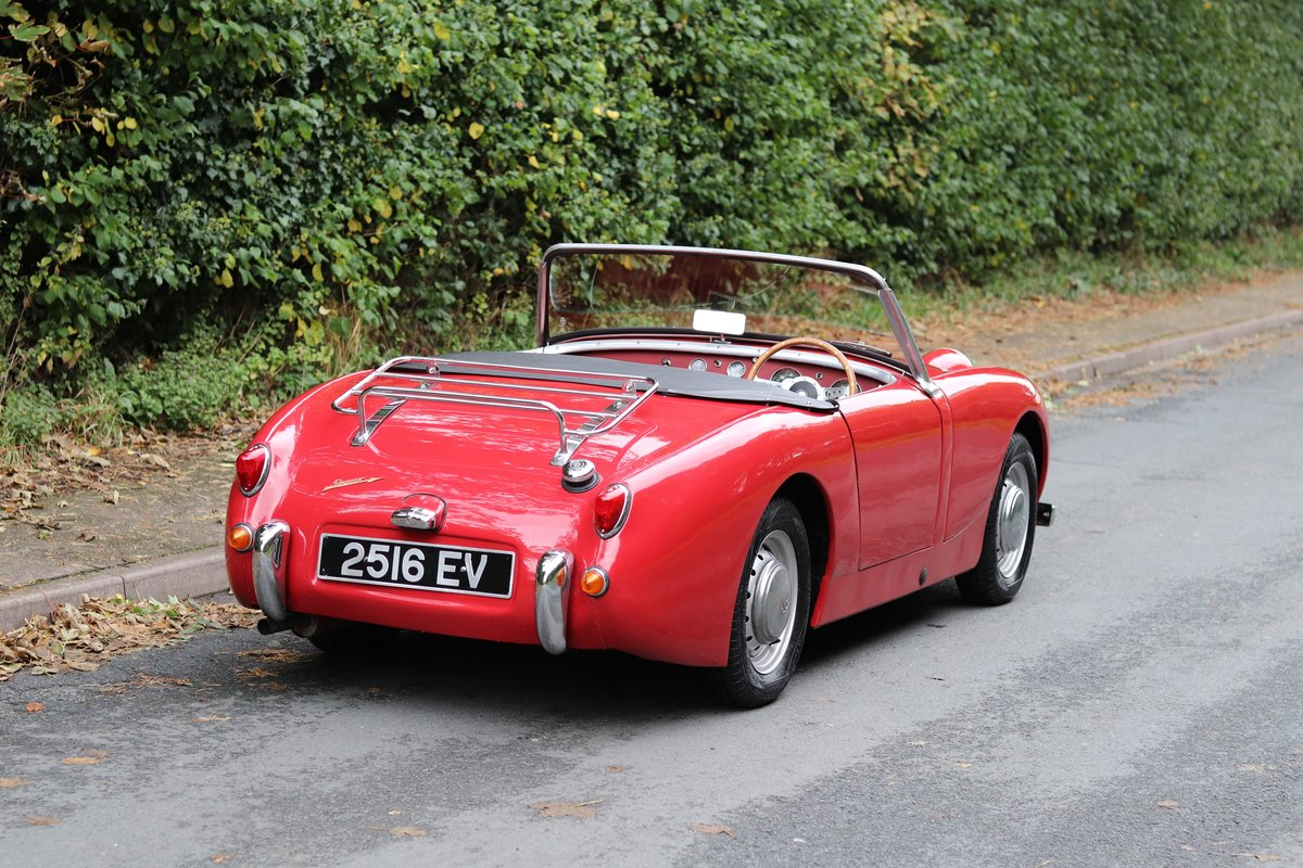 1959 Austin Healey Frogeye Sprite MKI - Lovely older restoration  For Sale (picture 6 of 16)