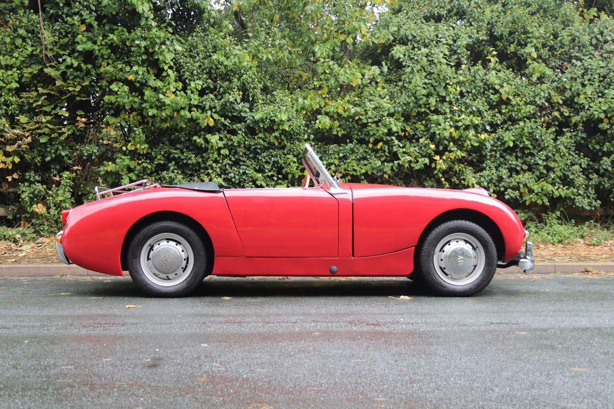 1959 Austin Healey Frogeye Sprite MKI - Lovely older restoration  For Sale (picture 7 of 16)