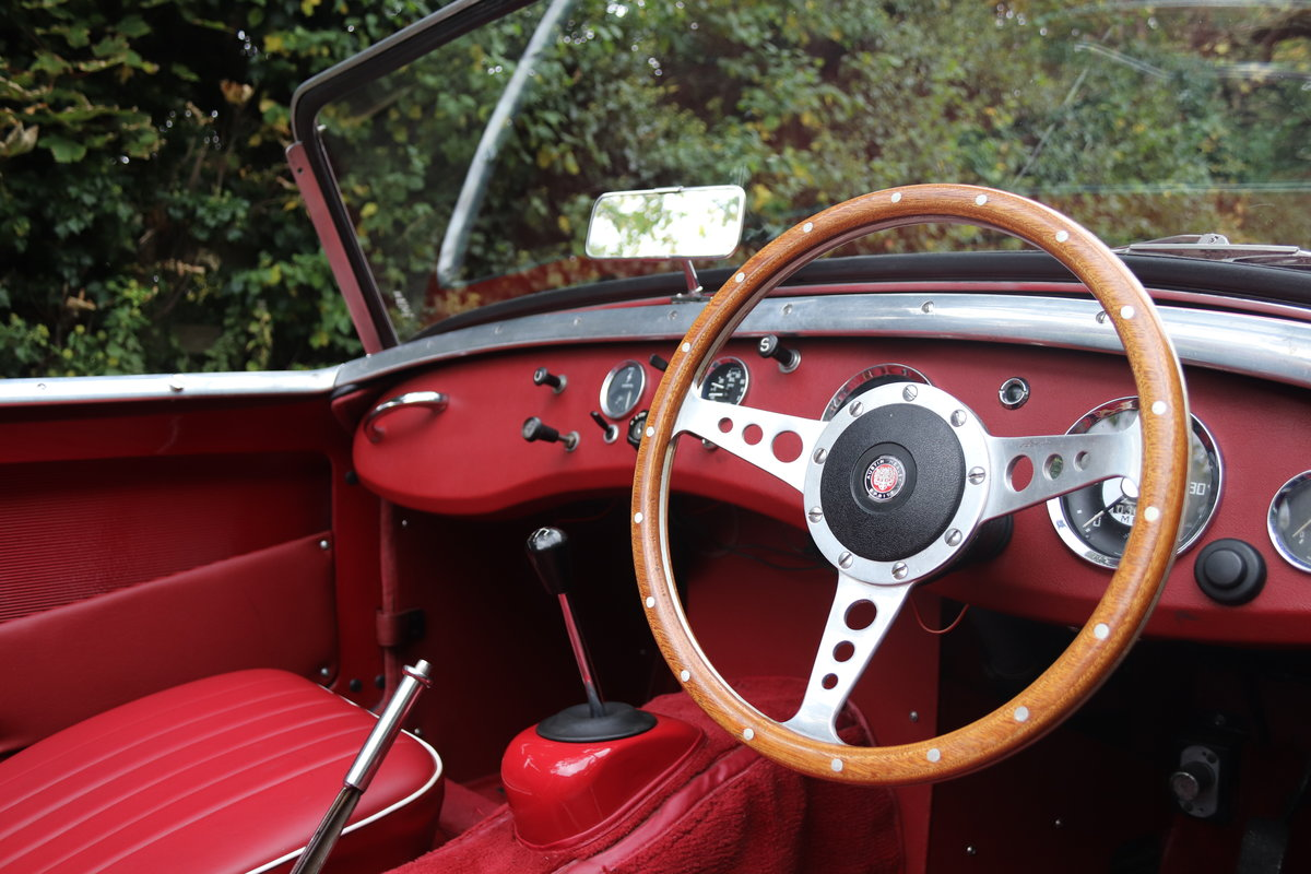 1959 Austin Healey Frogeye Sprite MKI - Lovely older restoration  For Sale (picture 8 of 16)