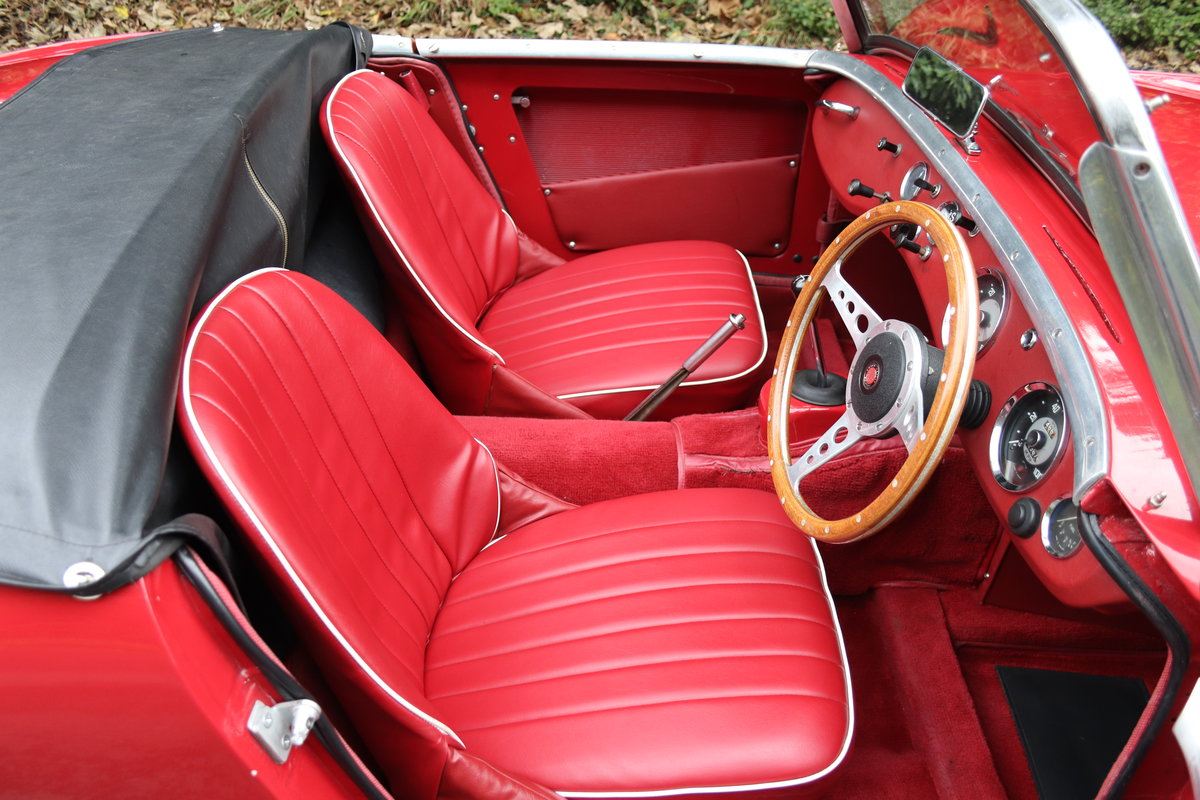1959 Austin Healey Frogeye Sprite MKI - Lovely older restoration  For Sale (picture 9 of 16)