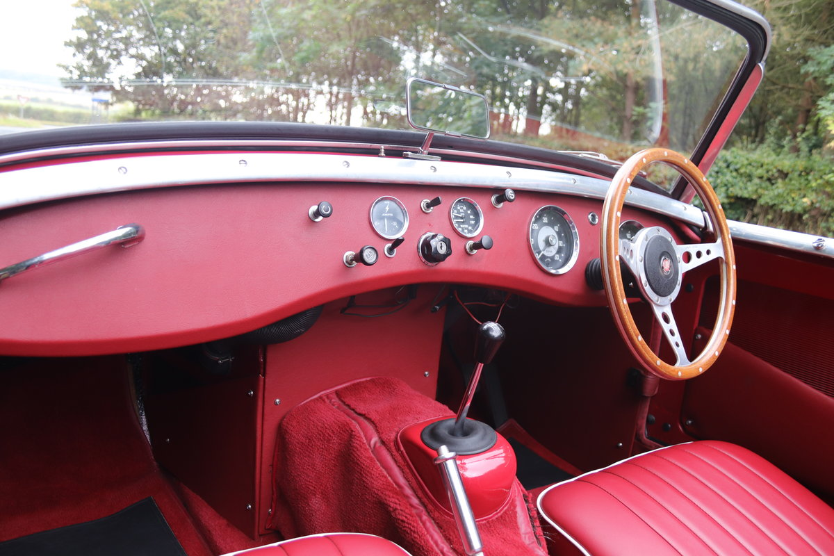 1959 Austin Healey Frogeye Sprite MKI - Lovely older restoration  For Sale (picture 11 of 16)