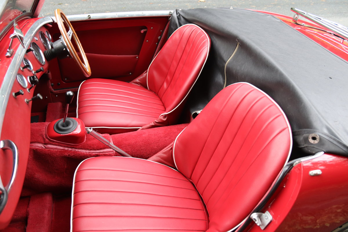 1959 Austin Healey Frogeye Sprite MKI - Lovely older restoration  For Sale (picture 13 of 16)