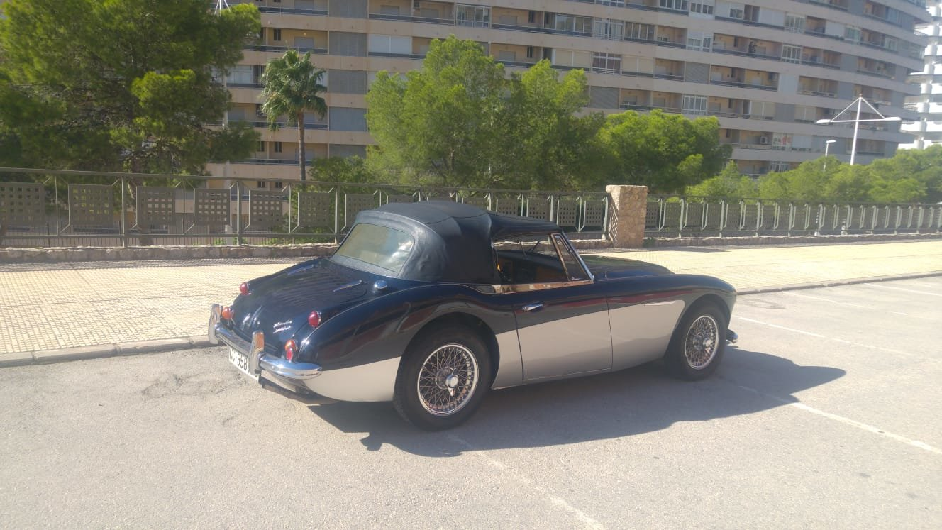 1964 Austin healey 300 mk ii For Sale (picture 3 of 6)
