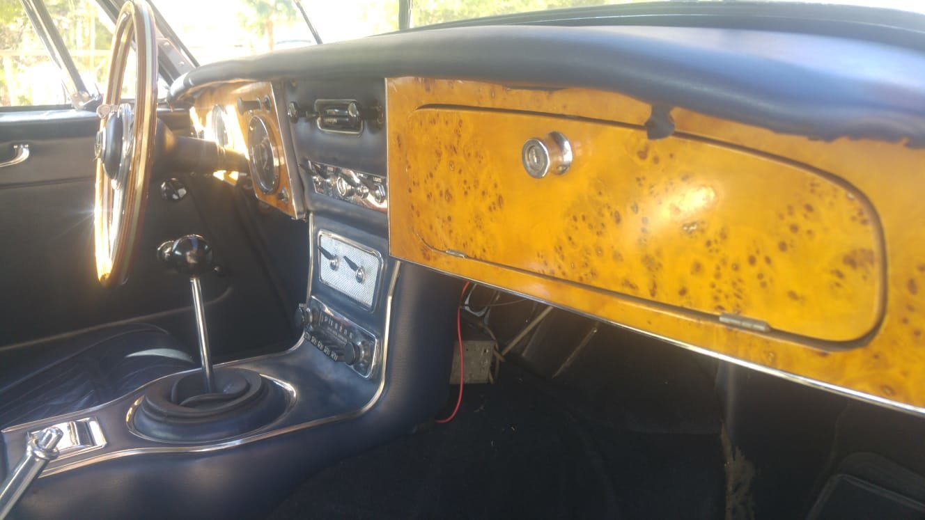 1964 Austin healey 300 mk ii For Sale (picture 5 of 6)