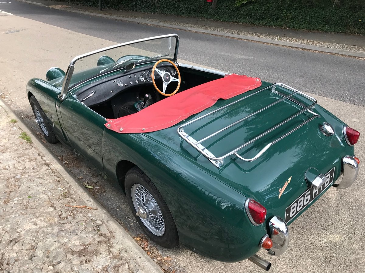 Austin Healey Frogeye Sprite 1960 1275cc For Sale (picture 1 of 6)