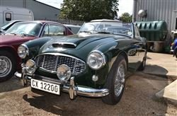 1958 100/6 2+2 with 3 litre engine -Barons Saturday 26th Oct 2019