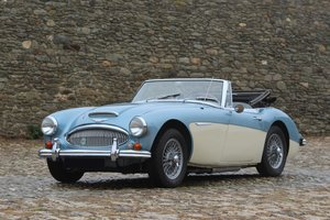1967 Austin Healey 3000 BJ8 MKIII  No reserve             For Sale by Auction