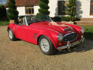 1993 SEBRING MX AUSTIN HEALEY 3000 3.5 LITRE V8. SOLD