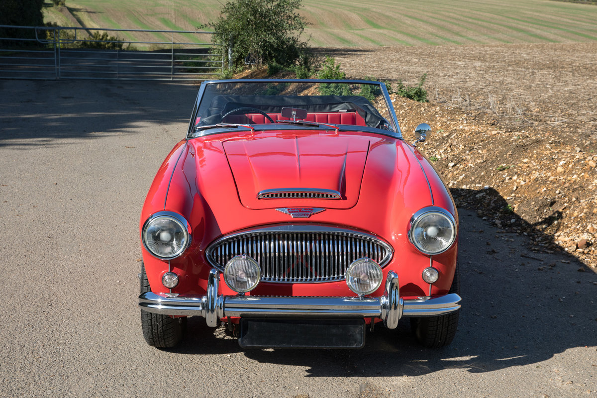 1962 Austin Healey 3000 MkIIA| 1 of 455 UK BJ7 Models For Sale (picture 2 of 6)
