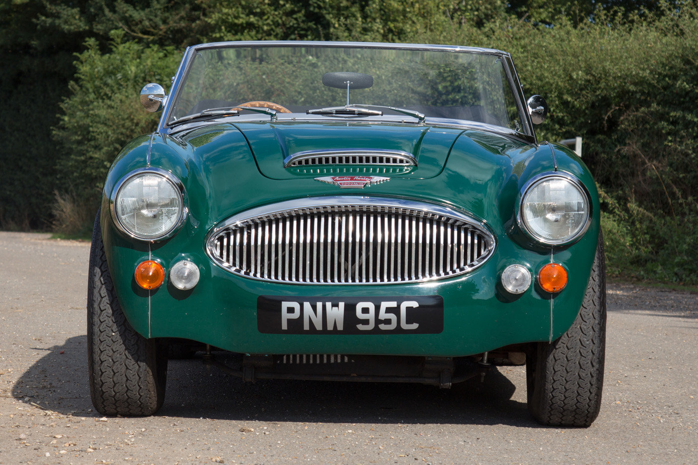 1965 Austin Healey 3000 MKIII | Highly Upgraded for Touring For Sale (picture 2 of 6)