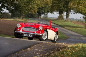 1962 Austin Healey 3000 MKII BT7 - Tri Carb / Centre Change For Sale