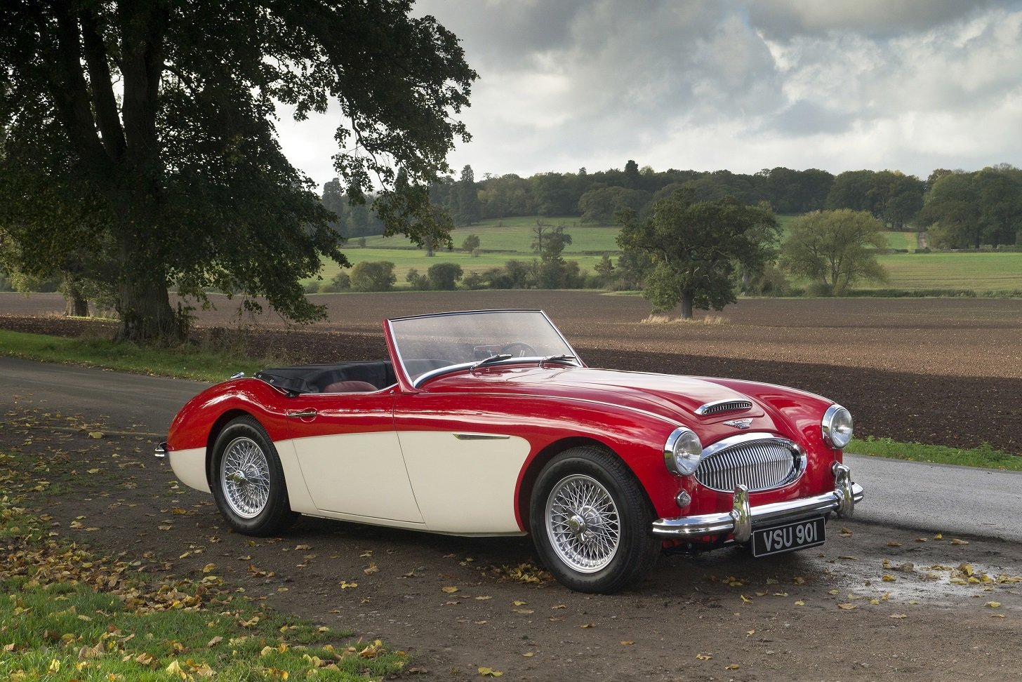 1962 Austin Healey 3000 MKII BT7 - Tri Carb / Centre Change For Sale (picture 2 of 6)