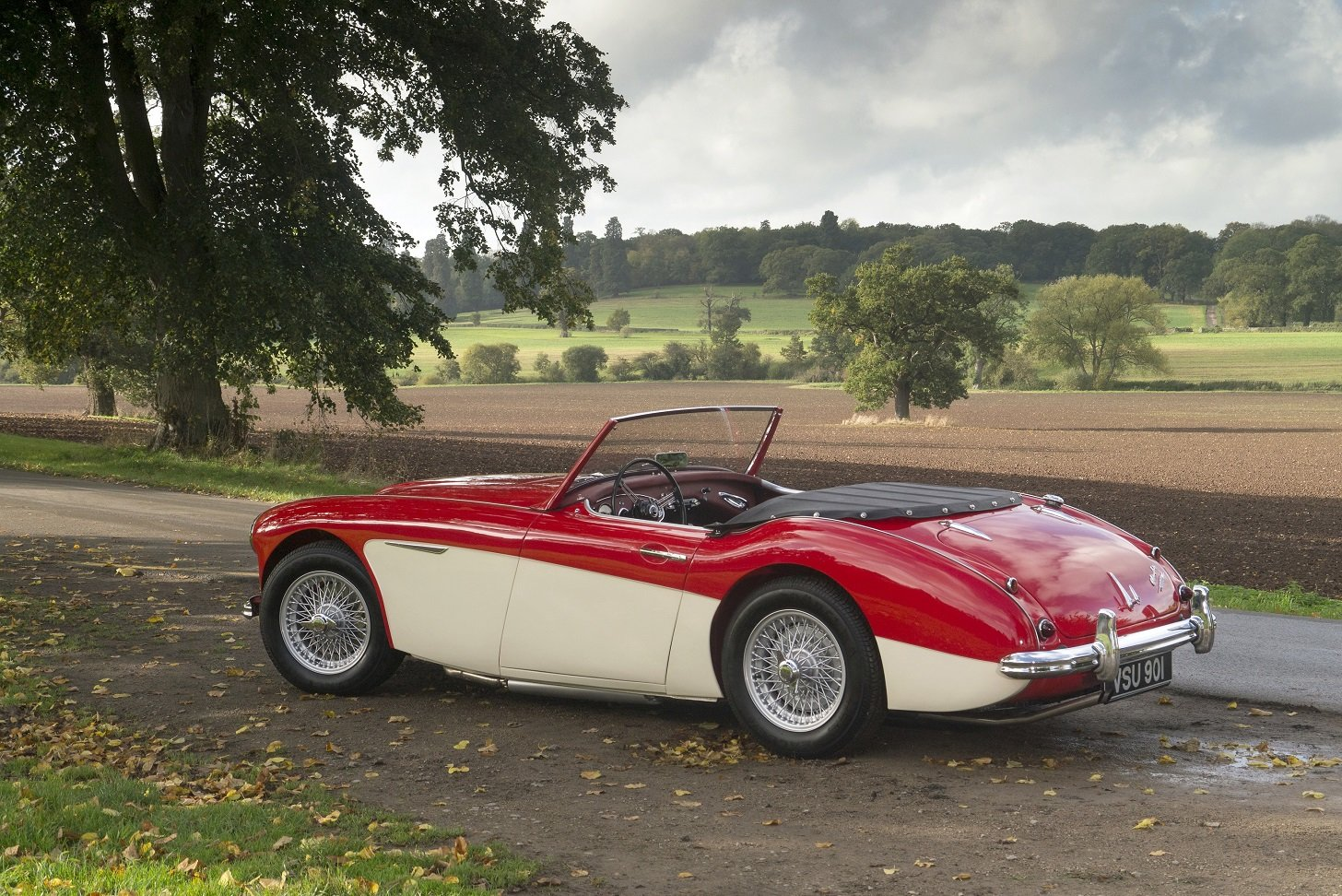1962 Austin Healey 3000 MKII BT7 - Tri Carb / Centre Change For Sale (picture 3 of 6)