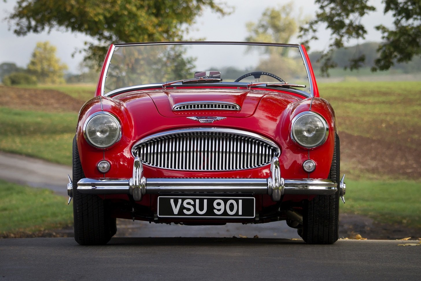 1962 Austin Healey 3000 MKII BT7 - Tri Carb / Centre Change For Sale (picture 4 of 6)
