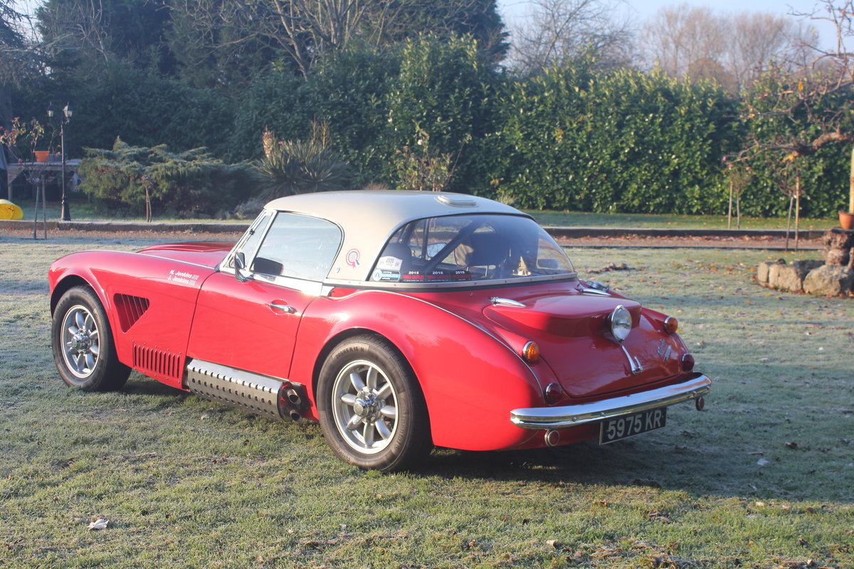 1964 Austin Healey BJ8 rally car SOLD (picture 5 of 5)