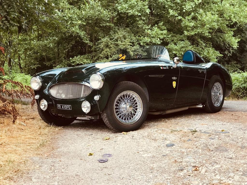 1958 AUSTIN HEALEY 100/6  For Sale (picture 1 of 6)