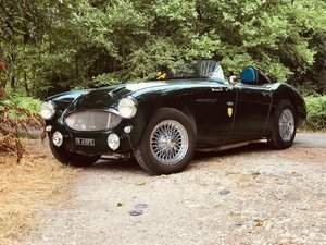 1958 AUSTIN HEALEY 100/6 Brighton For Sale