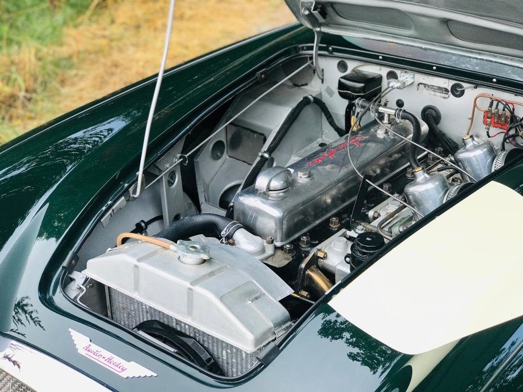 1958 AUSTIN HEALEY 100/6  For Sale (picture 4 of 6)