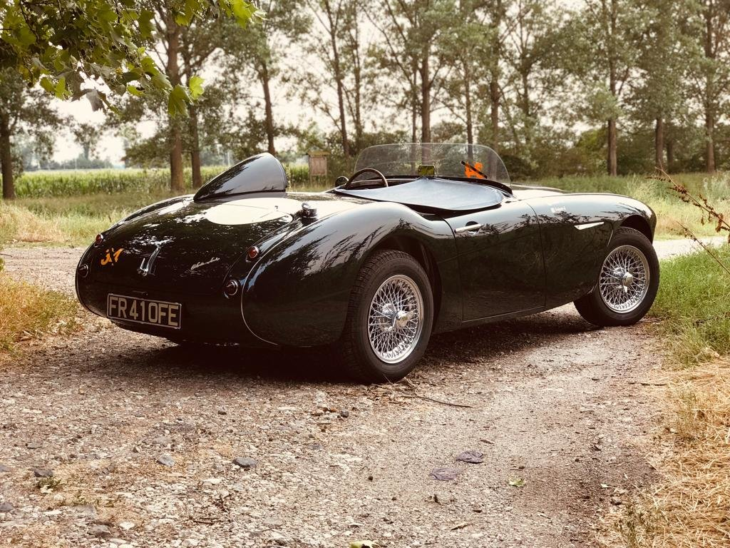 1958 AUSTIN HEALEY 100/6  For Sale (picture 6 of 6)