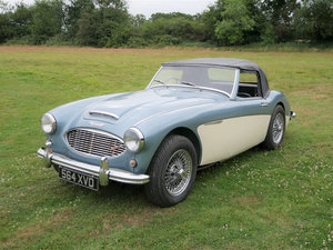 1961 Austin Healey 3000 For Sale by Auction