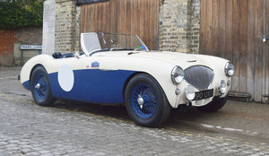 1955 Austin-Healey 100M For Sale by Auction