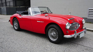 1963 Austin Healey 3000 For Sale by Auction