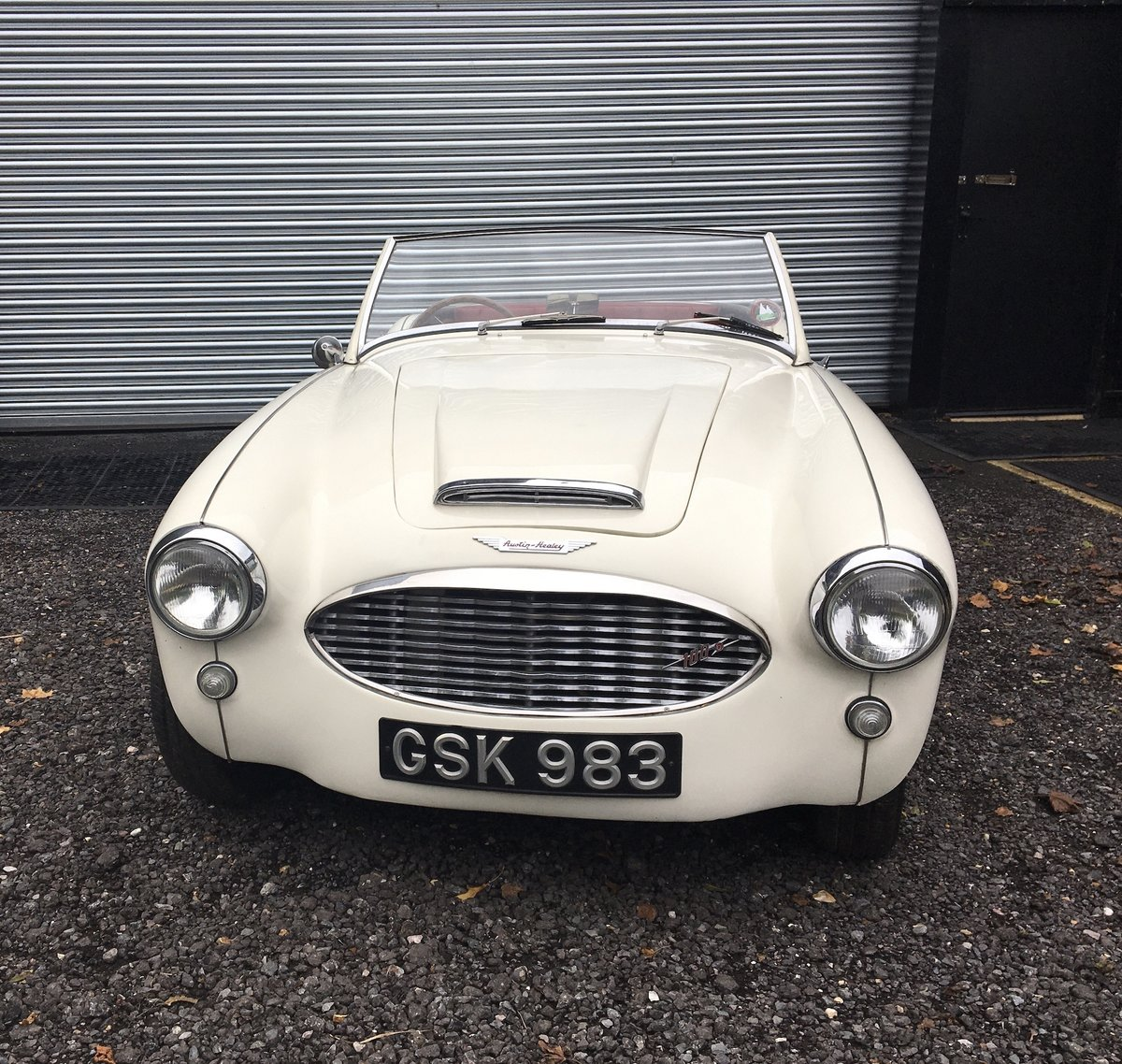 1959 Austin-Healey 100/6 (3000 engine) For Sale (picture 6 of 6)