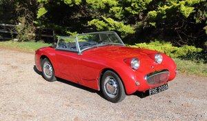 1959 Austin-Healey Mk. 1 Frogeye Sprite