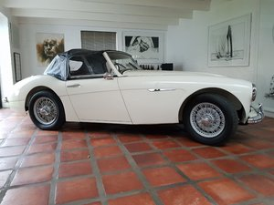 1957 Austin Healey 100/6 BN4 original RHD